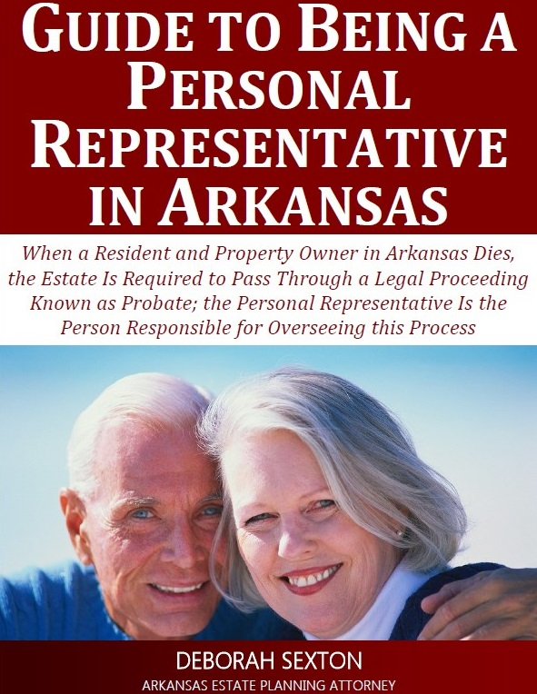 Guide to Being a Personal Representative in Arkansas