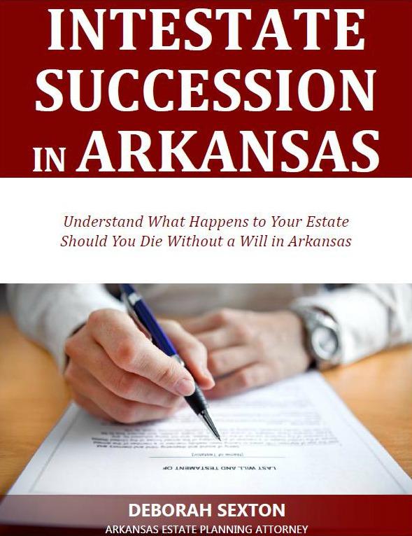 Instestate Succession in Arkansas