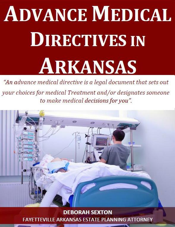 Advance Medical Directives in Arkansas