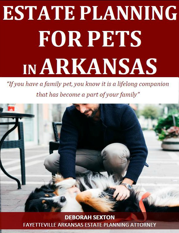 Estate Planning for Pets in Arkansas