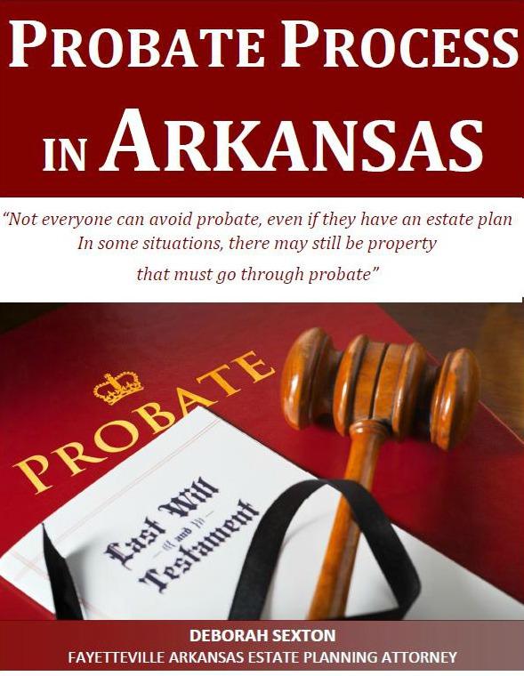 Probate Process in Arkansas