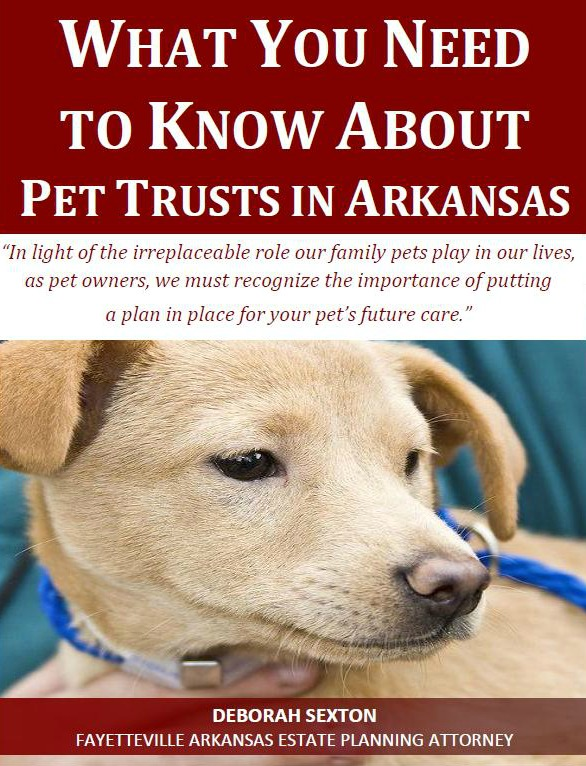 What You Need to Know About Pet Trusts in ArkansasWP