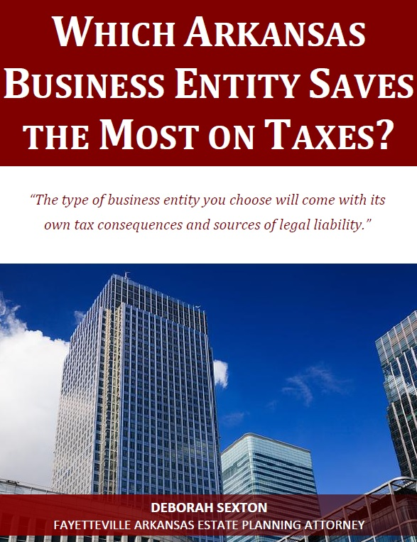 Which Business Entity Saves the Most on Taxes