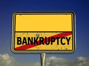 bankruptcy affect retirement planning