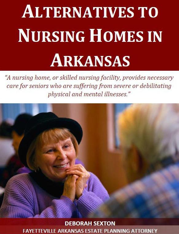 Alternatives to Nursing Homes in Arkansas