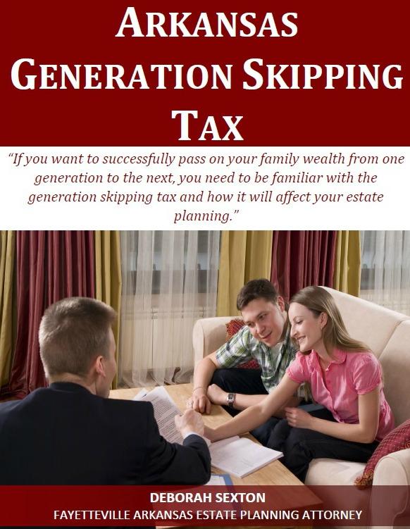 Arkansas Generation Skipping Tax