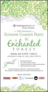 Summer Hospice Garden Party